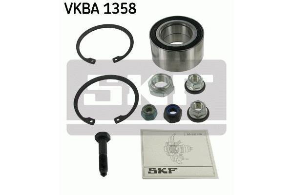 SKF - Wiellagerset - VKBA 1358