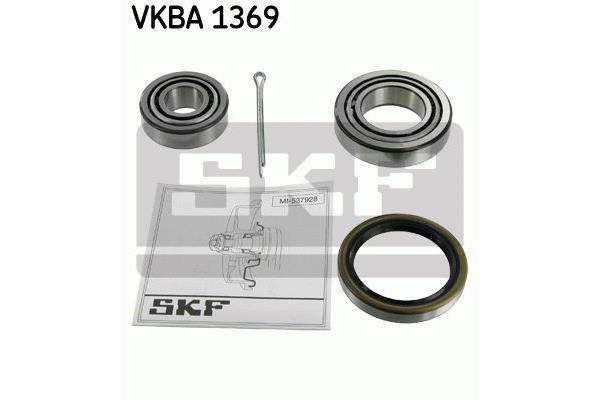 SKF - Wiellagerset - VKBA 1369