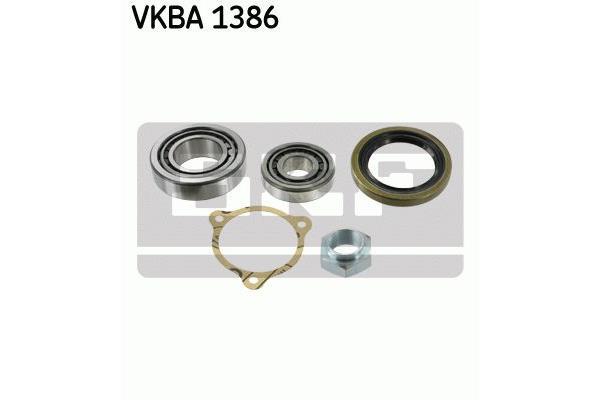 SKF - Wiellagerset - VKBA 1386