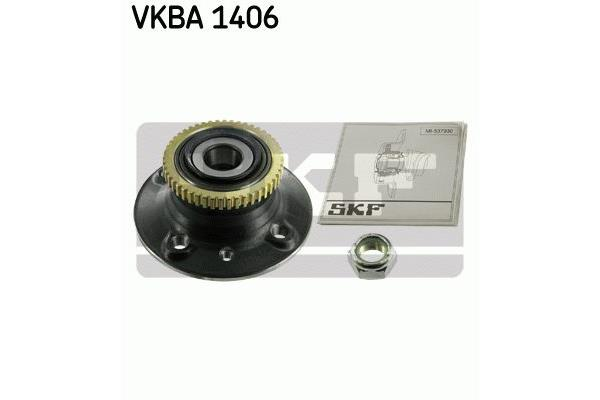SKF - Wiellagerset - VKBA 1406