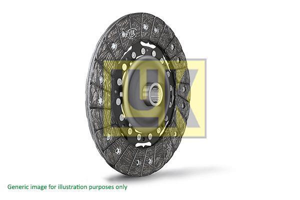LUK - Frictieplaat - 319 0114 10