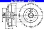 ATE - Remtrommel - 24.0220-0006.1