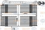 HELLA - Airco verdamper - 8FV 351 210-171