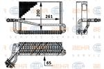 HELLA - Airco verdamper - 8FV 351 211-551