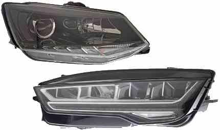 Subaru Verlichting