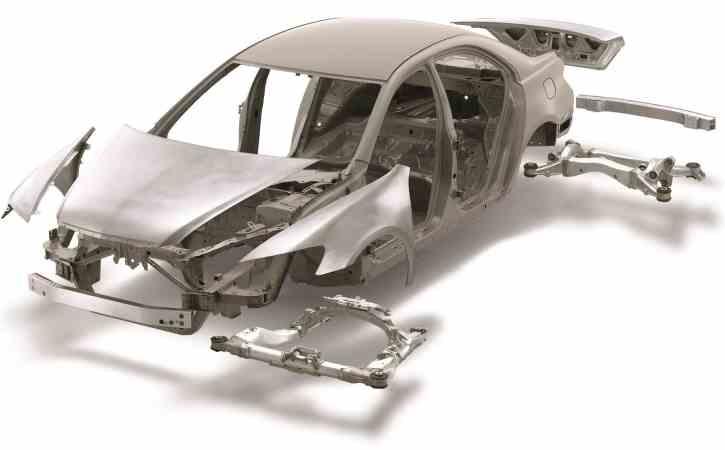 Subaru Carrosserie en Plaatwerk