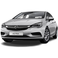 Ruitenwissers Opel Astra