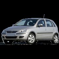 Remblokken Opel Corsa