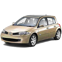 Buitenspiegel Renault Megane