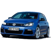 Buitenspiegel Volkswagen Golf
