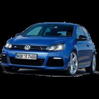 Airco Condensor  Volkswagen Golf