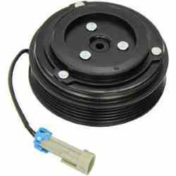 Magneetkoppeling airco