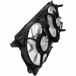 Ventilatorwiel-motorkoeling